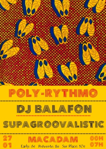 Poly Rythmo